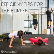 Efficiency Tips for the Burpee #crossfit #exercise #burpee #burpees