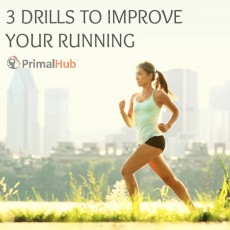 3 Running Drills to Help Improve Your Running #fitness #exercise #running #poserunning