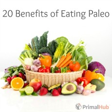 20 Benefits of Eating Paleo - Primal Hub #paleo #healthbenefits