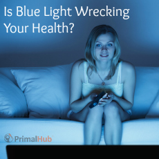 Is artificial blue light wrecking your health?