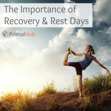 The Importance of Rest and Recovery Days.