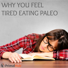 Why You Feel Tired Eating Paleo #paleo #tired #energy #health #tips