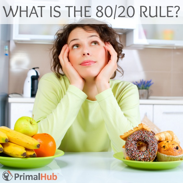 What is the 80/20 Rule? #paleo #primal #healthyeating #realfood #health