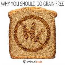 How a Grain-Free Diet Might Benefit You - Primalhub.com #grainfree #paleo #glutenfree #primal #diet
