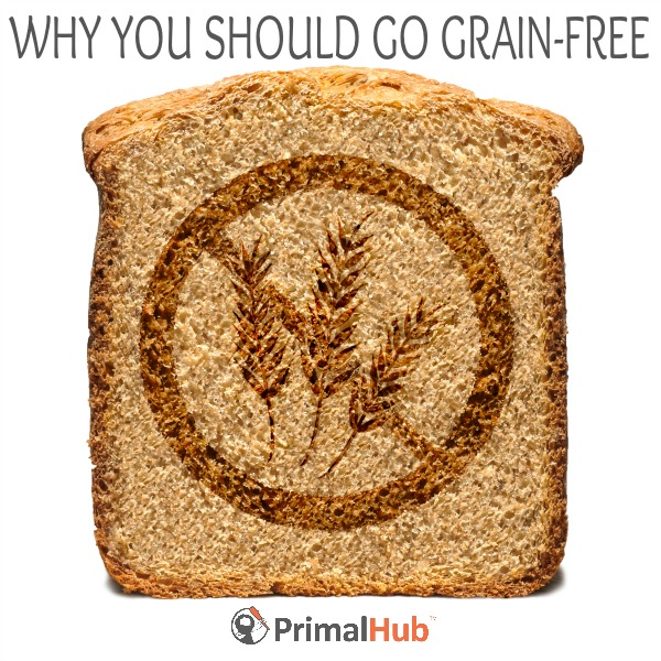How a Grain-Free Diet Might Benefit You - Primalhub.com #grainfree #paleo #glutenfree #primal #diet