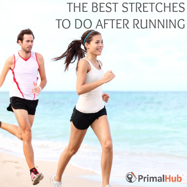 The Best Stretches to Do After Running #running #stretches #postrun #exercise #fitness