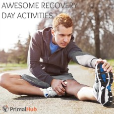 Awesome Recovery Day Activities - #fitness #restandrecovery #recoveryactivites