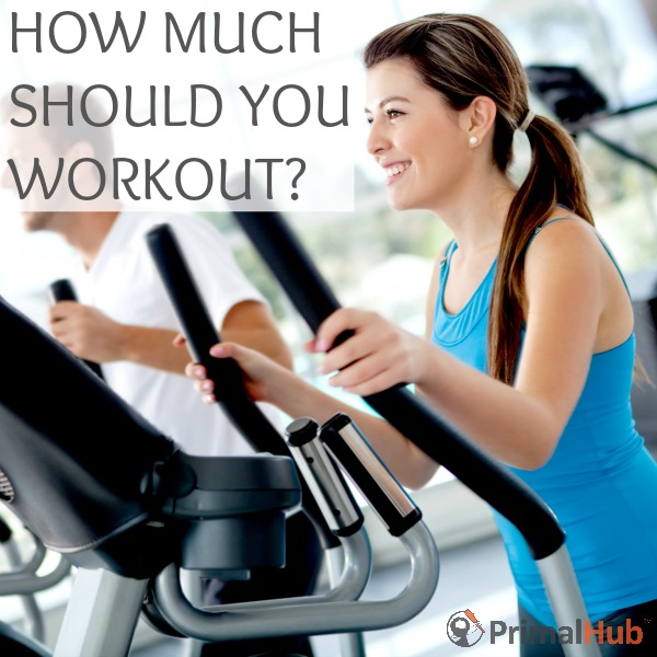 How Much Should You Workout #fitness #workingout #exercise #health