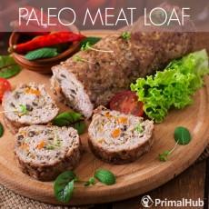 Paleo Meatloaf Muffins #paleo #meatloaf #glutenfree #Beef #muffins